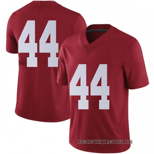 Men's Nike Kedrick James Alabama Crimson Tide Limited Crimson Football College Jersey