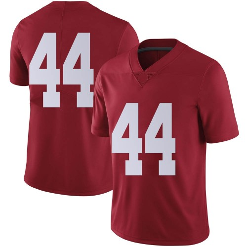 Men's Nike Kevin Harris II Alabama Crimson Tide Limited Crimson Football College Jersey
