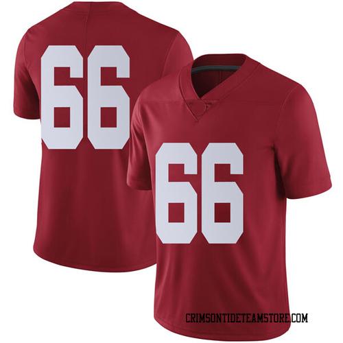 Men's Nike Lester Cotton Sr. Alabama Crimson Tide Limited Crimson Football College Jersey