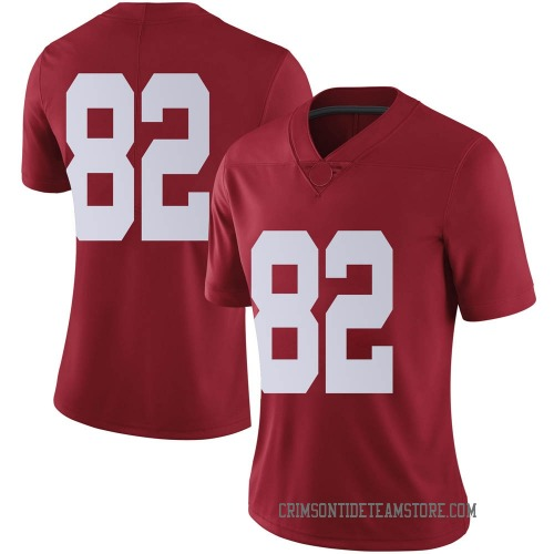 Women's Nike Chase Allen Alabama Crimson Tide Limited Crimson Football College Jersey