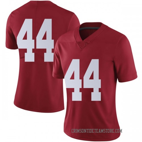 Women's Nike Joseph Sewell Alabama Crimson Tide Limited Crimson Football College Jersey