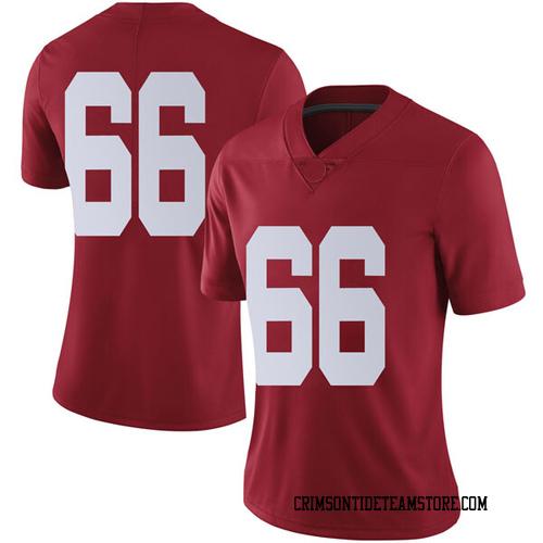 Women's Nike Lester Cotton Sr. Alabama Crimson Tide Limited Crimson Football College Jersey