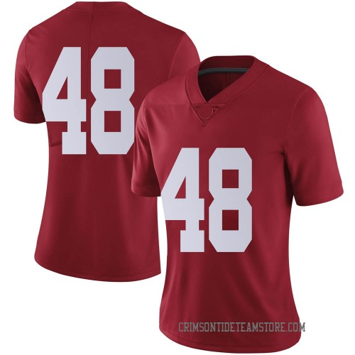 Women's Nike Phidarian Mathis Alabama Crimson Tide Limited Crimson Football College Jersey
