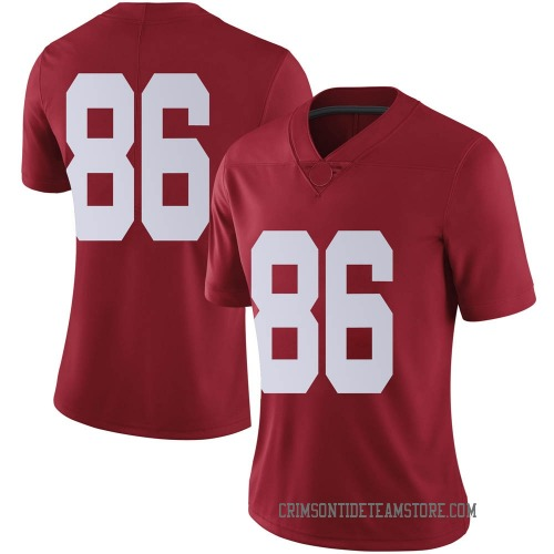 Women's Nike Quindarius Watkins Alabama Crimson Tide Limited Crimson Football College Jersey