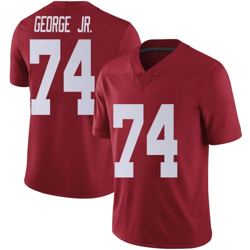 Youth Nike Damieon George Jr. Alabama Crimson Tide Limited Crimson Football College Jersey