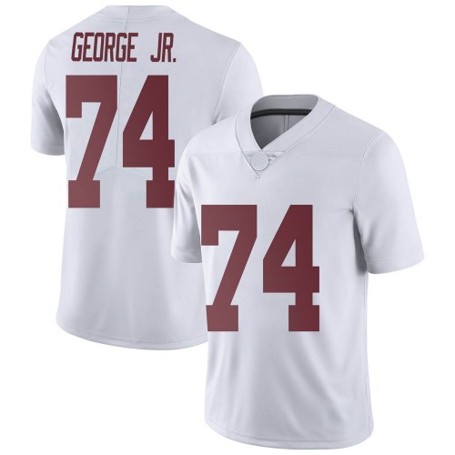 Youth Nike Damieon George Jr. Alabama Crimson Tide Limited White Football College Jersey
