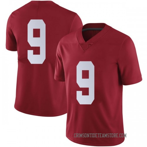 Youth Nike Eyabi Anoma Alabama Crimson Tide Limited Crimson Football College Jersey