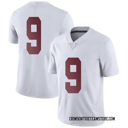 Youth Nike Eyabi Anoma Alabama Crimson Tide Limited White Football College Jersey