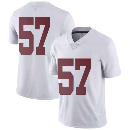 Youth Nike Javion Cohen Alabama Crimson Tide Limited White Football College Jersey