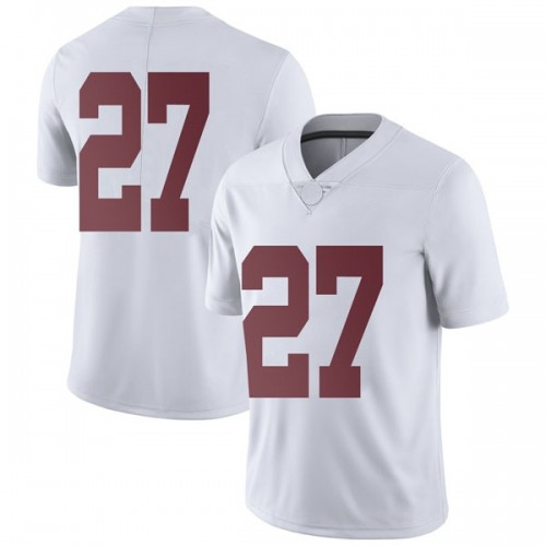 Youth Nike Jerome Ford Alabama Crimson Tide Limited White Football College Jersey