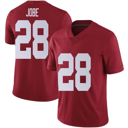 Youth Josh Jobe Alabama Crimson Tide Limited Crimson Football College Jersey