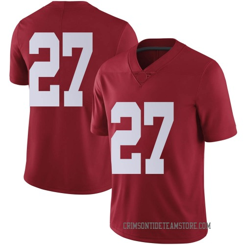 Youth Nike Joshua Robinson Alabama Crimson Tide Limited Crimson Football College Jersey