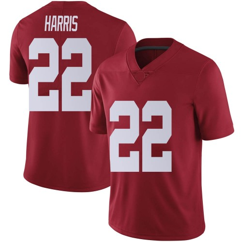 Youth Nike Najee Harris Alabama Crimson Tide Limited Crimson Football College Jersey