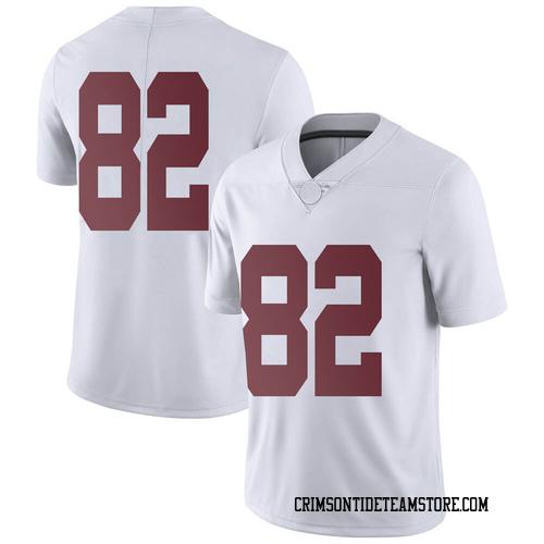 Youth Nike Richard Hunt Alabama Crimson Tide Limited White Football College Jersey