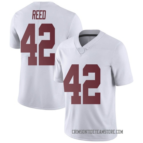Youth Nike Sam Reed Alabama Crimson Tide Limited White Football College Jersey