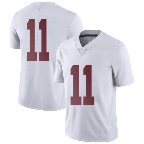 Youth Nike Scooby Carter Alabama Crimson Tide Limited White Football College Jersey