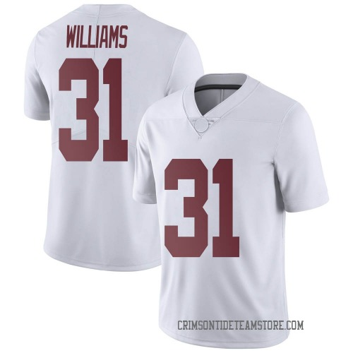 Youth Nike Shatarius Williams Alabama Crimson Tide Limited White Football College Jersey