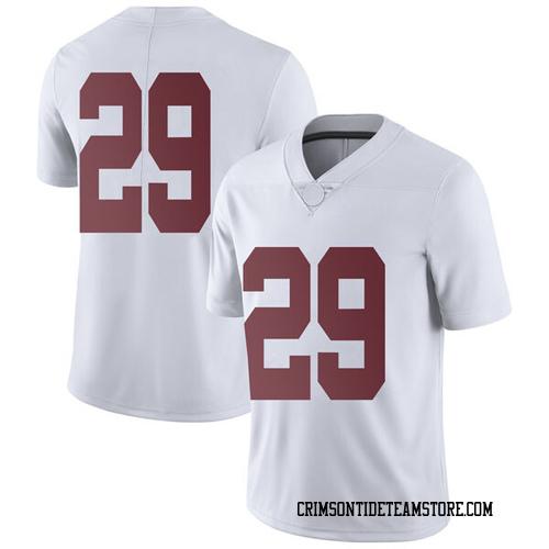 Youth Nike Slade Bolden Alabama Crimson Tide Limited White Football College Jersey