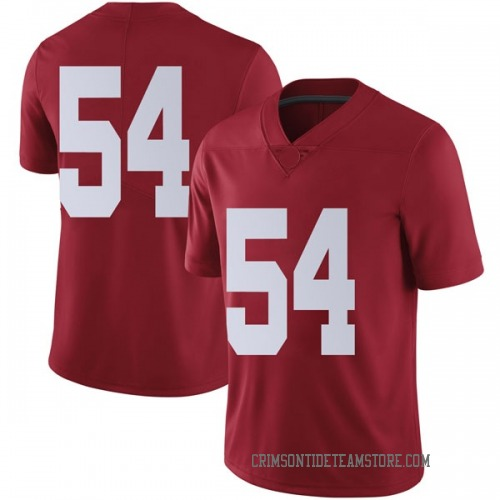 Youth Nike Trae Drake Alabama Crimson Tide Limited Crimson Football College Jersey